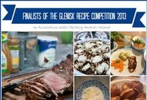Glenisk Recipe Competition / A curation of the 10 recipes of the finalist of the Glenisk Recipe Competition run in association with The Blog Awards Ireland 2013 - find details of the awards at http://bgn.bz/kmbf