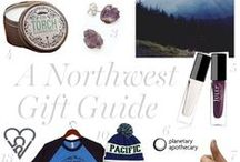 Northwest Gift Guide / Give locally. / by Alexis Sargent [StyleLogical]