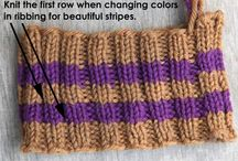 DIY - knitting - how to