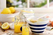 Lemon Curd Ideas
