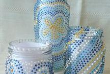 Recycling: Glass Jars