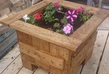 Recycling: Wooden Pallets / Recycling