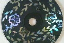 Recycling: CDs & CD Cases / Recycling