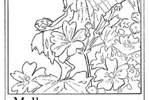 CREATIVE - coloring - coloring pages