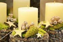 Christmas Time / Christmas inspiration, Christmas decoration