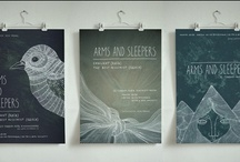 Poster Design / inspiration for poster designs