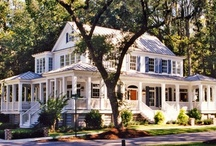 Dream Home Ideas / Many little dreams, one common theme - classic, barefoot Southern elegance.  / by Jodi Steele