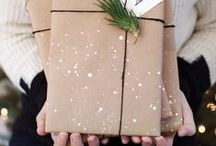 Holiday Magic / little touches to make the day special