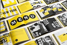 Layout  / All types of editorial design pieces for design inspiration including books, magazines and brochures.