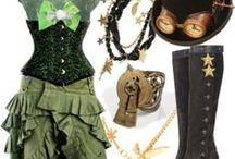 Costumes / by Alaina Erickson