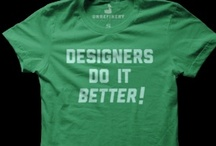 For Designers / Things that designers can appreciate.