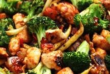 Dinner  / Delicious food ideas.
