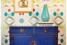 Wallpaper, tiles 'n prints / 'n more...