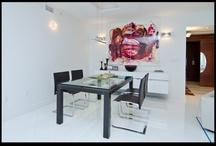 Dining Rooms / #MarbleOfTheWorld , #MarbleTile , #MarbleFloorTIle #DiningRoom