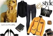 Fashion: Style Boards / Flats / by Bashak Demirel