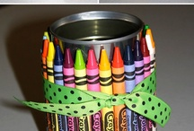 Special crafts to do with my Grandchildren / They light up my world