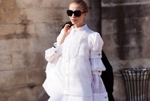 Style: Wearing White