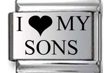 My Two Sons / I am so proud of my sons and the young men they have become