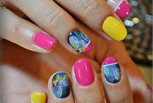 Nails / Nail art, help, health... / by HANNEKE  :) 👯👯