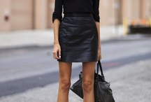 Leather: On the Street