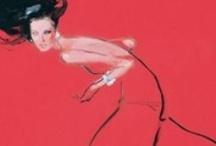 Illustrations: David Downton
