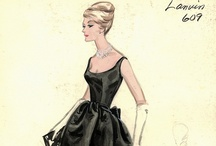 Illustrations: Bergdorf Archives