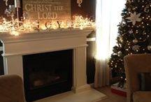 Christmas / by Cassaundra Kay