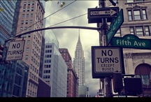 NYC / by Stevie Roth