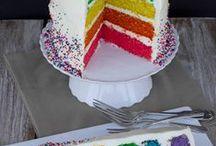 Birthday Cake Ideas / by Candace Gordon