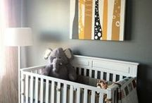 Baby Boy Jungle Nursery