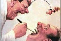 Dental Cartoons / Dentistry and Odontology - Dental Cartoons and Comics
