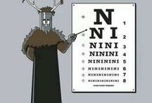 Eyecare Cartoons / Comics & Cartoons Eye Care, Ophthalmology, Orthoptics, Eye Doctor, Optometry, Glasses