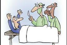 Surgery Cartoons / Surgery and Anesthesiology Cartoons and Comics