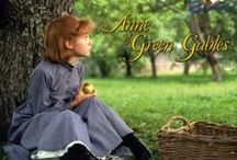 Anne of Green Gables / Some kindred spirits may be fictional, but that doesn't make them any less real. / by Jodi Steele