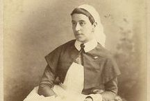 Nursing Oldies / Early nursing. Before 1930.