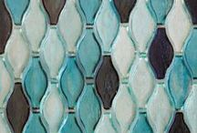Energize your Backsplash! / Mosaics and backsplashes are a great way to add energy, color and style to your any project.  Our newest line from Hirsh Glass  takes innovative design and use of color.to a whole new level.