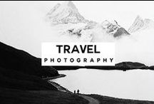 TRAVEL PHOTOGRAPHY / Sharing our amazing world through the eyes of others and myself.