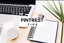 PINTREST TIPS