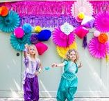 Shimmer and Shine Halloween / Shimmer and Shine Halloween Party Party Decor Crafts Costumes In collaboration with Nick Jr