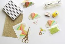 Crafty & DIY / The do-it-yourself scrapbook of ideas.