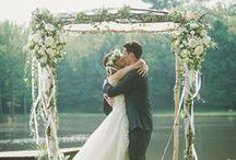 Inspired Weddings / The sweetest wedding details