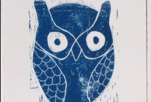Illustration | Owls / by Paula Hats