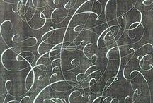 calligrafia / by Maybelle Imasa-Stukuls