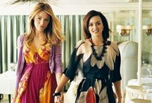 Gossip Girl Is Just So Darn Chic / Let's appreciate the fashion orgy that is Gossip Girl