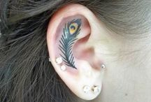 Tattoos and Piercings / by RachelGrace