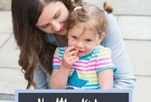 Healthy Kids / Nutrition for kids, how to help your kids be healthy and eat well!