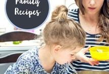 Family Recipes / Easy, tasty and healthy recipes for busy families.