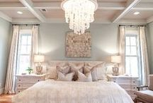 master bedroom / by Kenzie Mathess