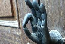 ╰☆╮ Doors, Entrances, Gates & Knockers ╰☆╮
