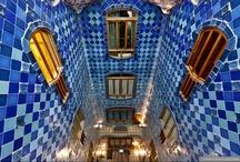╰☆╮ Antoni Gaudi ╰☆╮